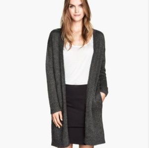 H&M wool knit cardigan
